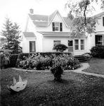 Abraham Stinson farmhouse, 2254 Dundas Street, 1974