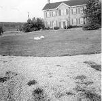 """Hawthorn Lodge"",  2373 Dundas Street, built ca 1836 and later for David Reynolds Springer, 1971"
