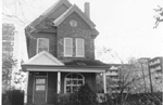 Fred Ghent House, southeast corner of Maple Avenue and Ontario Street, 1971