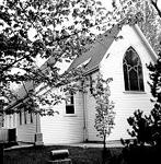 St. Luke's Church -- view of rear of church