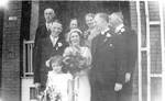 Sovereign Family -- Wedding of Eleanore Babb to Earl Sovereign, March 25th, 1936