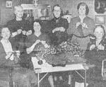 Aldershot Women's Institute -- Women working for soldiers
