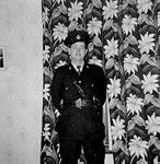 Bullock Family -- Eric Bullock, Burlington Police Force