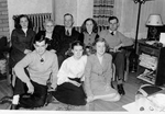 Bullock Family -- Elsie and Dick Bullock and Family, 1947