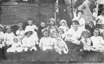 Filman Family -- Children at Willowbank, 1916