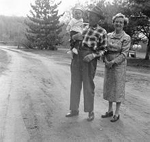 Smoke and Crouchley Families -- Lottie and Bill Crouchley