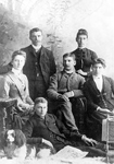 Townsend Family -- The Family of T.B. and Hannah Townsend