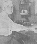 Aldershot Railway Station -- George McMillan, Aldershot Railway Station Master, 1935-1960