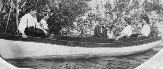 Hamilton Bay -- Boating on Hamilton Bay