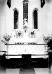 Holy Rosary Parish Church -- Altar of Holy Rosary
