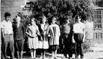 Maplehurst School -- Entrance Class, 1932