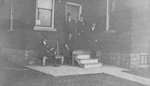 John Dudley Williamson -- Dr. Walter and Eleanor Blanshard's home and office at 229 Locke Street, Hamilton