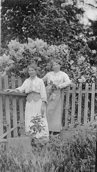John Dudley Williamson -- Emily and Eleanor