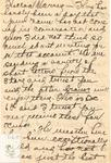 Correspondence - W.A. Andrews