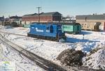Conrail Locomotive CR5823 GP7 Assigned to St. Thomas