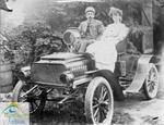 First Automobile in St. Thomas