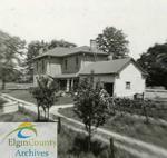 Horton Homestead, Shedden, ca. 1930