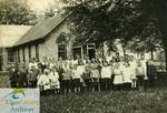 Southwold Township S.S. # 9 (Shedden Public School), ca. 1918