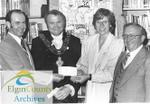 Centennial Anniversary of St. Thomas Public Library Celebration - Photograph