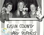 Elgin County Library Puppets Program