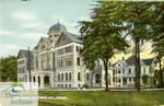 'Court House, St. Thomas, Ontario, Canada'