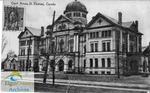 'Court House, St. Thomas, Canada'