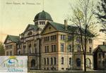 'Court House, St. Thomas, Ontario'