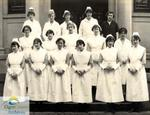 Memorial Hospital Training School for Nurses - Students and Staff