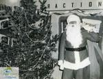 Santa Claus at the Roxy Theatre, Port Stanley