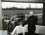 Grand Opening of the Canadian Timken Limited, St. Thomas, plant, 1947: Address by William E. Unstadt, President