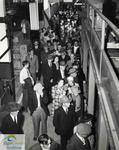 Grand Opening of the Canadian Timken Limited, St. Thomas, plant, 1947: Public inspection