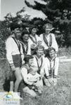 Jean Trevithick's First United Church Canadian Girls In Training group