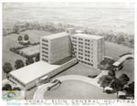 St. Thomas-Elgin General Hospital Architect Drawing