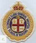 St. Thomas-Elgin General Hospital School of Nursing Crest