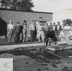 Staff Fire Prevention Training, 1960