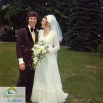 Wedding of Susan Benner and David Gold