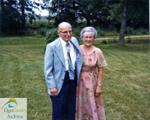 I. L. and Wilma MacAdam's 50th Anniversary
