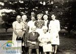 Crinan Women's Institute Grandmother's Meeting, 1947