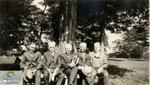 Charles Abell, Sam Abell, John Abell, George Abell and Gustin Abell