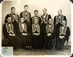 Independent Order of Odd Fellows (I.O.O.F.), Lodge 310, Shedden, Installation Team, 1938