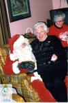 Shedden W.I. Members with Santa