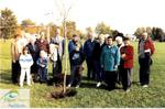 Tree Planting for Canada's 125th Birthday