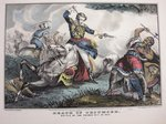 Death of Tecumseh. By Nathaniel Currier