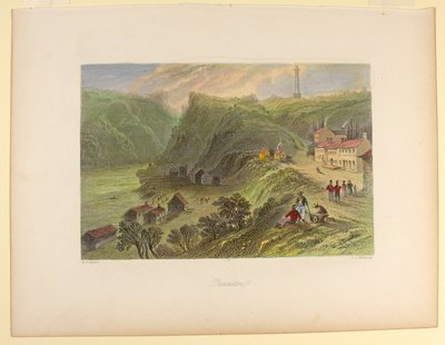 Queenston. By William Henry Bartlett