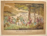 Battle of the Thames, October 5th 1813. By Ephraim Bouve