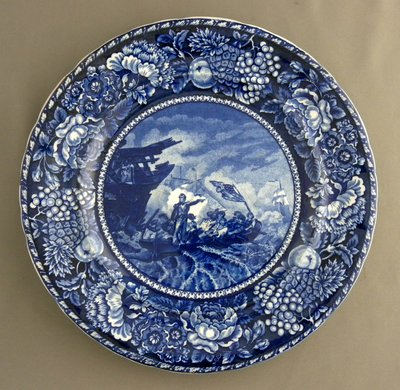Battle of Lake Erie Plate