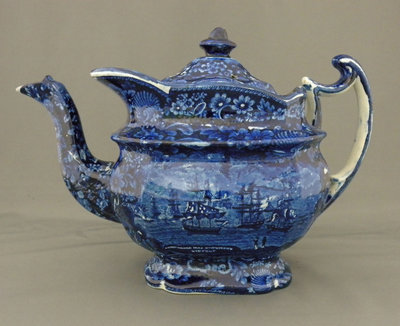 Commodore MacDonough's Victory, Teapot