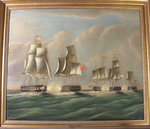 The Battle of Lake Erie II. By Thomas Birch