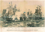 Battle of Lake Erie, Commodore O.H. Perry's Victory. By J.P.N. Newport