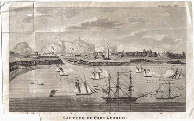 Capture of Fort George